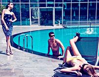 Pool for Seninle Magazine