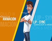 Presentación de Curso - Animación de personajes 3D