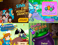 Gloob Games 2014/15
