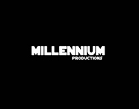 Millennium Productions Introduction (After Effects)