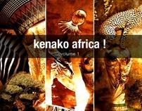 Kenako Africa ! Volume 1