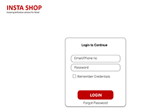 Instashop Configuration Centre