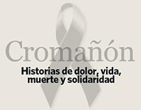 Suplemento especial Cromañón . Diario Clarín