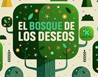 El Bosque de los deseos - Discovery Kids