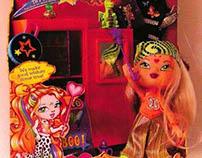 Small Doll Concept -Precious Powers, Lanard Toys