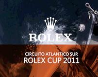 Rolex Cup 2011 . Clarín Web Tv