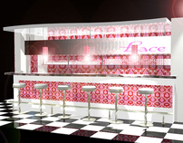 College Portfolio - Lace Bar