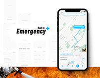 Call In Emergency | Mobile App