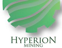 Hyperion Mining Branding