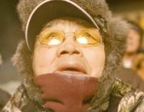 "Tropicana ""Arctic Sun"" Campaign"