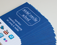 Social Media School Project - Cards