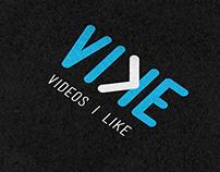 BRANDING // VIKE - VIDEOS I LIKE