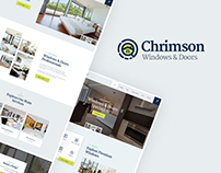 Chrimson | Windows & Doors Services WP Theme