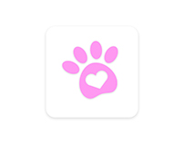 Animal charity app icon