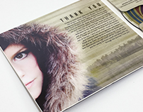 CD Album Design and Packaging