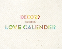 LOVE CALENDER -Crossfade-