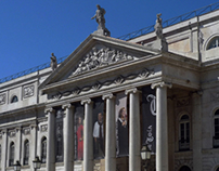 Projecto TEIA — Teatro Nacional Dona Maria II, Lisboa