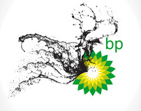 BP - Greenpeace logo