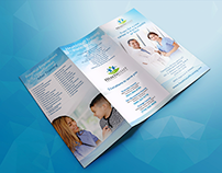 Medical website design for HST Institute