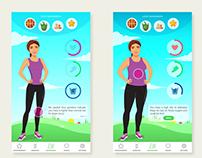 Sports & Fitness App