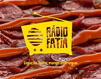 Rádio Fatia - Identidade Visual