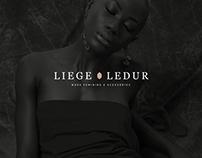 Liege Ledur | Identidade Visual