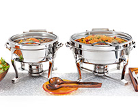 Hotelware, Catering Catalog images
