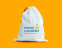 Moms Do Laundry
