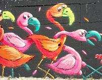 Street walls 2015-2016