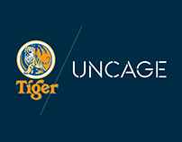 Tiger Beer / UNCAGE