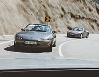 Passeio Mazda MX-5