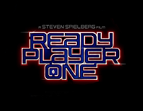 Ready Player One - Graphic Poster