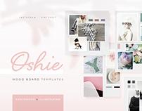 Oshie Mood Board Pack