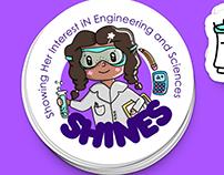 Shines - Brand Identity