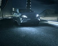 LEXUS RX Commercial remake