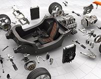 McLaren MP4 Configurator