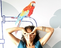 My works in David Szalay project Las Palmas