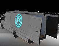 Renders de práctica - Volkswagen