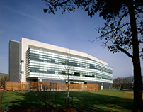 The Management Building at UTSC