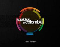 Caprichos de Colombia, experiencia de sabores