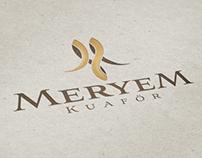 Meryem Kuaför Logo & Corporate Designes