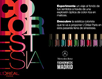 L'Oréal Colorestesia