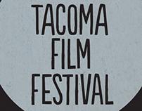 Tacoma fim festival poster contest (2012)