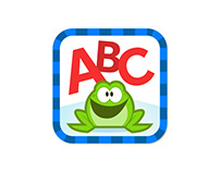 ABC Slam / iPad Educational Game
