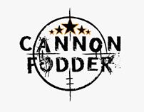 Logo: Cannon Fodder