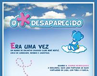 O * desaparecido - Clube Bebé Nestlé