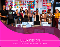 2019 Adobe XD Student Summer Camp 1