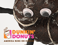 Gráfica Dunkin' Donuts: Misión imposible