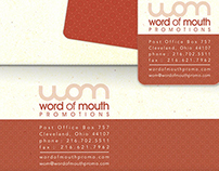 Word of Mouth | Stationary Design