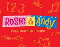 ROSIE & ANDY, Educational Brand Identity